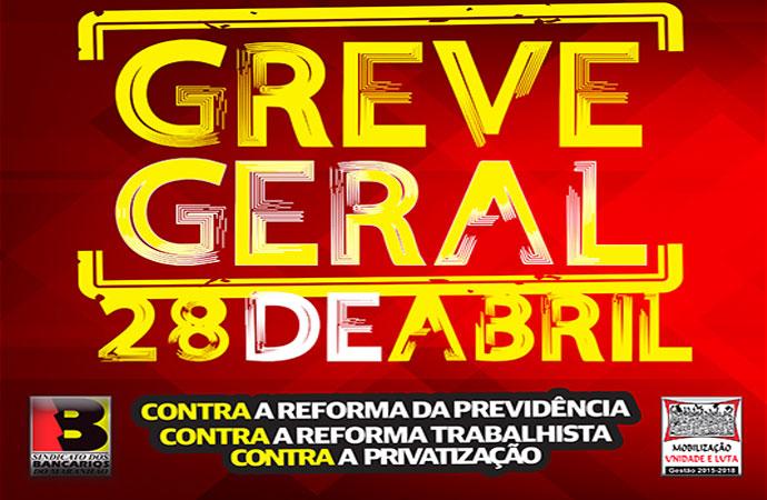Resultado de imagem para GREVE GERAL DIA 28